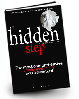 The Hidden Step Cover